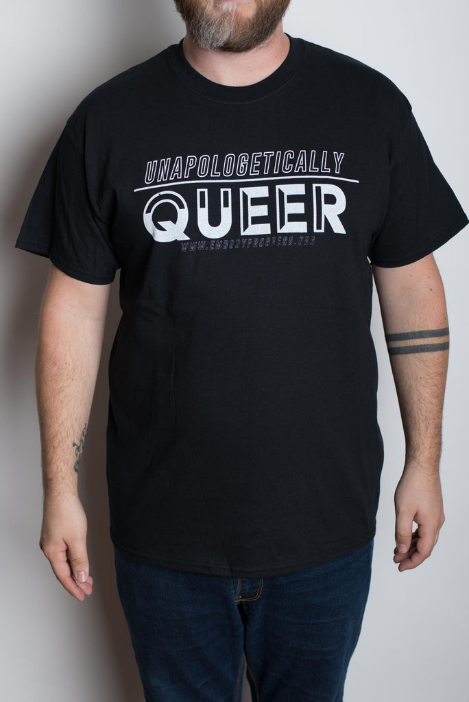 Unapologetically Queer Crew Neck - Shop Progress