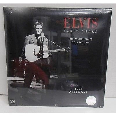 Elvis Early Years Calendar: 2000 - Portofino Records