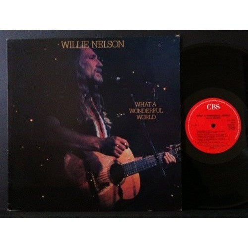 WILLIE NELSON--What A Wonderful World