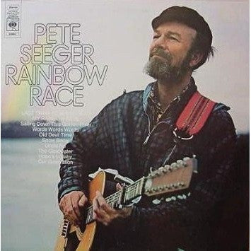 PETE SEEGER--Rainbow Race - Portofino Records