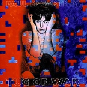 PAUL McCARTNEY--Tug of War - Portofino Records