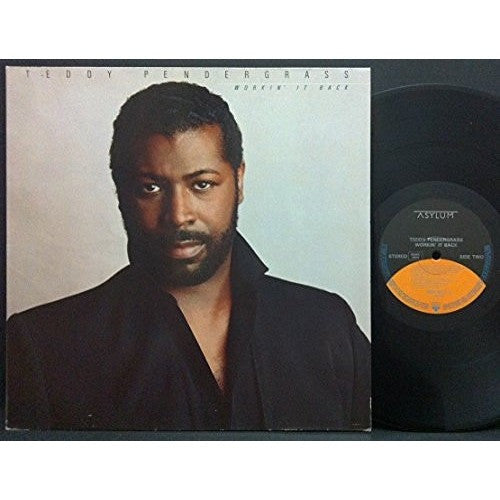 TEDDY PENDERGRASS--Workin' It Back