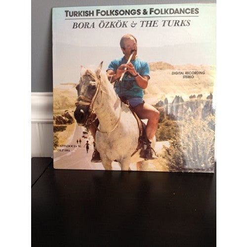 Turkish Folksongs & Folkdances-NEW!