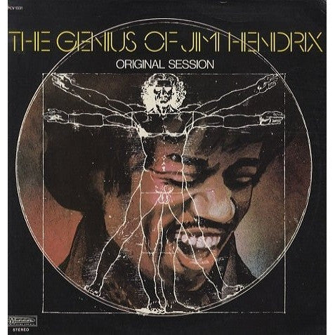 JIMI HENDRIX--The Genius Of Jimi Hendrix - Portofino Records
