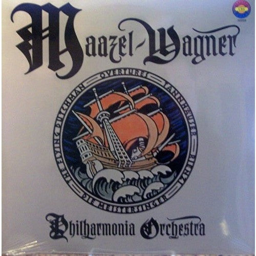 Wagner Overtures - Lorin Maazel with the Philharmonia Orchestra
