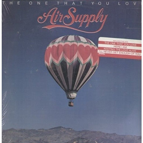 AIR SUPPLY--The One That You Love - Portofino Records