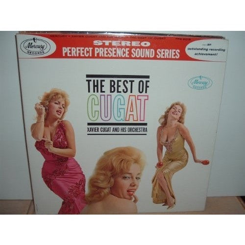 Xavier Cugat and his Orchestra - The Best Of Cugat