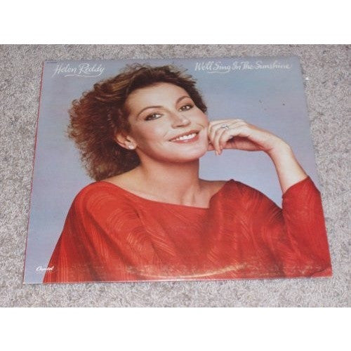 HELEN REDDY--We'll Sing in the Sunshine - Portofino Records