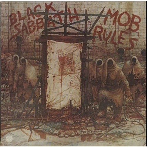 BLACK SABBATH--Mob Rules - Portofino Records