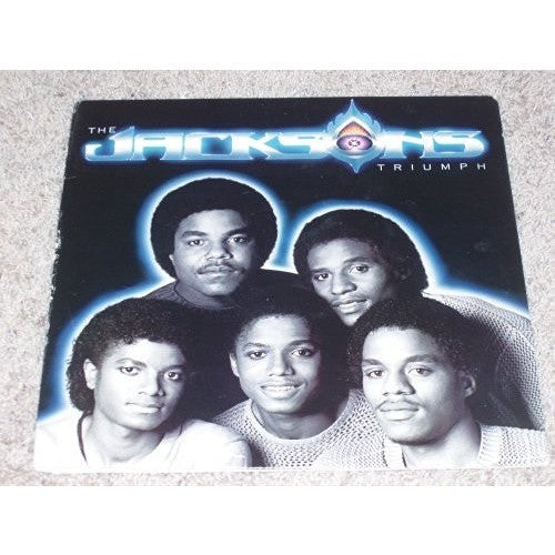 THE JACKSONS--Triumph