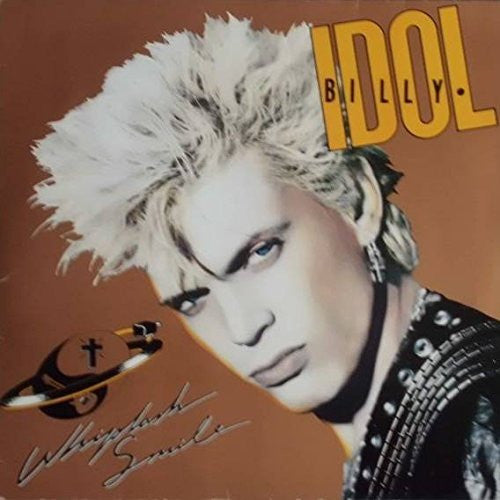 BILLY IDOL--Whiplash Smile [Vinyl LP] - Portofino Records
