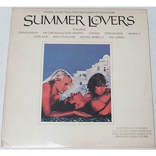 Summer Lovers--Original Soundtrack