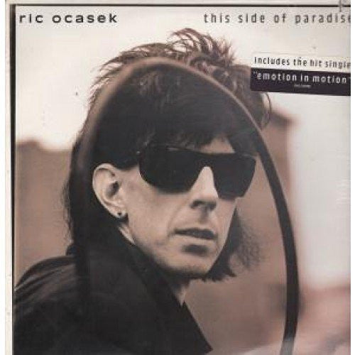 RIC OCASEC--This Side Of Paradise LP (Vinyl Album) US Geffen 1986 - Portofino Records