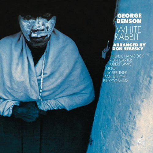GEORGE BENSON--White Rabbit LP - Portofino Records