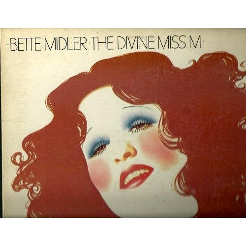 BETTE MIDLER--The Divine Miss M - Portofino Records