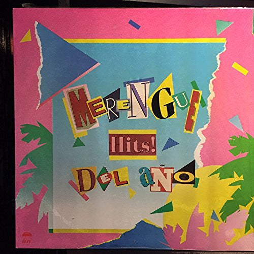MERENGUE DEL ANO HITS--NEW!! - Portofino Records