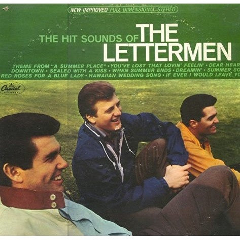 The Lettermen - The Hit Sounds of the Lettermen (Vinyl LP)