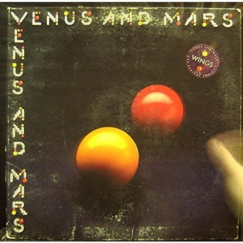 PAUL MCCARTNEY  & WINGS--Venus & Mars LP - Portofino Records