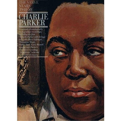 CHARLIE PARKER--The Verve Years (1948-50) - (2 Record Set) - Portofino Records