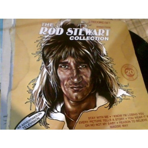 The Rod Stewart Collection: --2 Record Set
