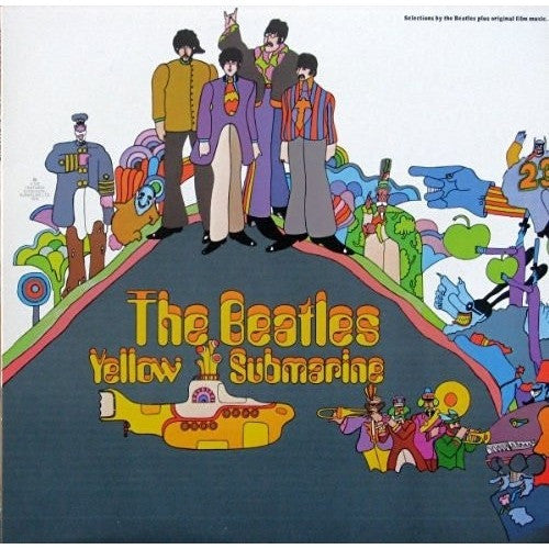 THE BEATLES--Yellow Submarine