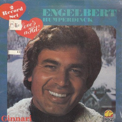 The Best Of Engelbert Humperdinck (love's A Hit!)