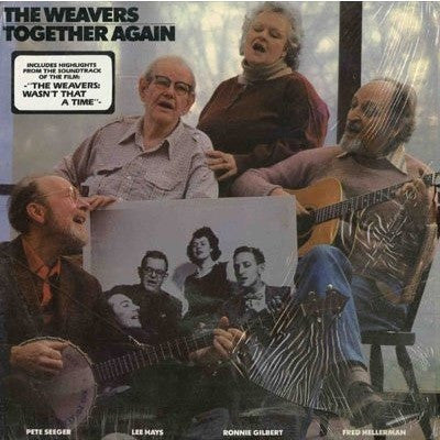 THE WEAVERS--Together Again