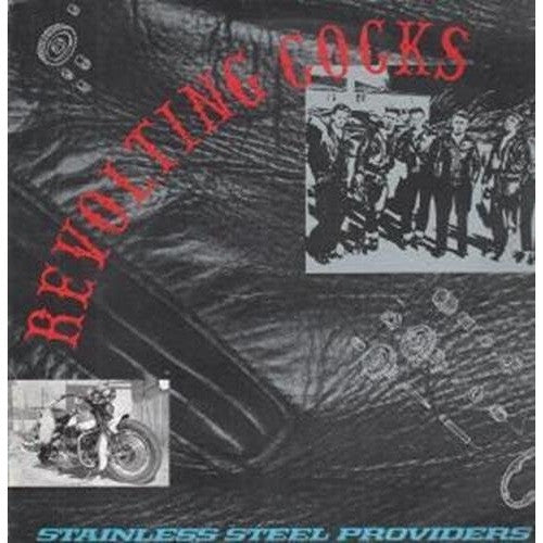 REVOLTING CO*KS--stainless steel providers - Portofino Records