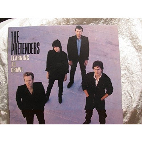 THE PRETENDERS--Learning to Crawl Original Sire Records release 1 23980 80's Rock Vinyl (1984)