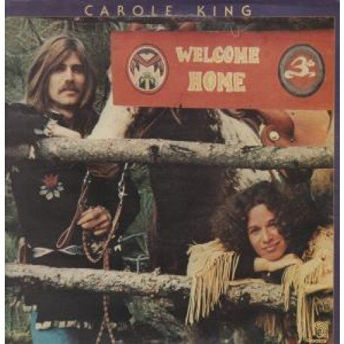 CAROLE KING--Welcome Home - Portofino Records