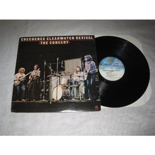 CREEDENCE CLEARWATER REVIVAL--The Concert - Portofino Records