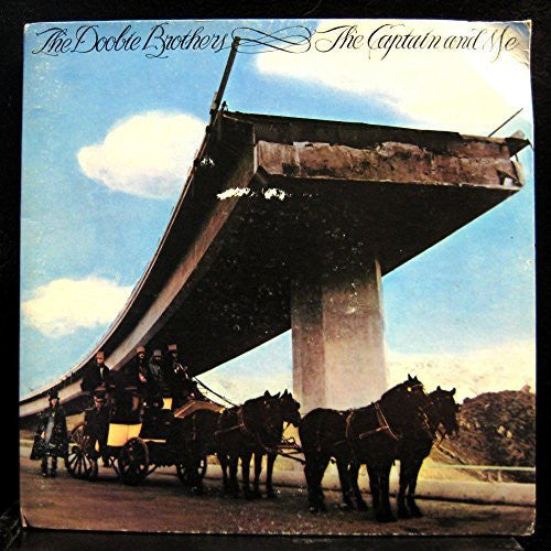 THE DOOBIE BROTHERS--The Captain And Me [Vinyl]