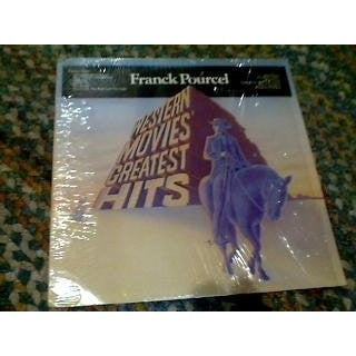 Western Movie's Greatest Hits (LP Vinyl) Franck Pourcel