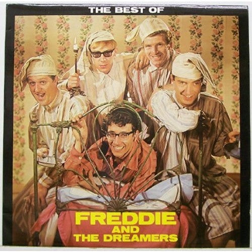 FREDDIE AND THE DREAMERS--The Best Of
