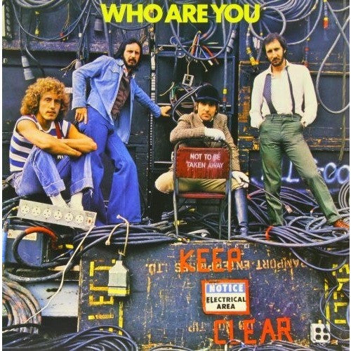 THE WHO--Who Are You [Vinyl]