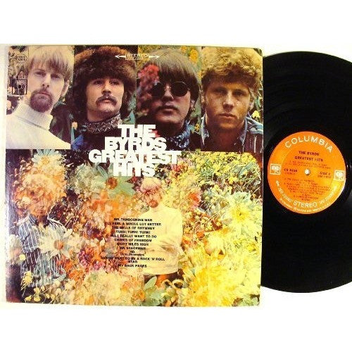 THE BYRDS--Greatest Hits
