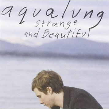 AQUALUNG--Strange and Beautiful CD--NEW!! - Portofino Records