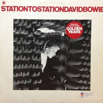 DAVID BOWIE--STATION TO STATION
