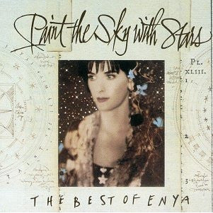 ENYA-PAINT THE SKY WITH STARS--NEW CD! - Portofino Records