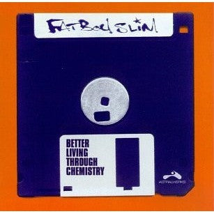 FATBOY SLIM--Better Living Through Chemistry-CD---NEW!! - Portofino Records