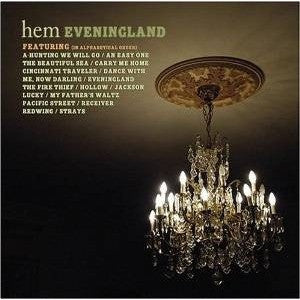 EVENINGLAND-Hem--NEW CD! - Portofino Records