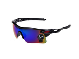 Polarized Wraparound Sunglasses