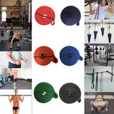 Individual Resistance Bands - Power Guidance High Tensile, Strength, Mobility, Pull Up Assistance