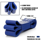 Power Guidance 5 Piece Powerlifting Resistance Band Set