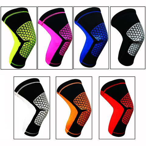 Compression Knee Support / Wrap in Multiple Colors - 1 Piece