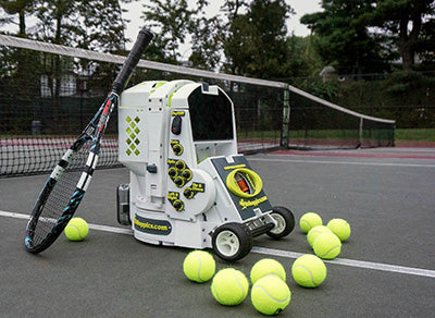 BallBopper Tennis Training and Workout Robot