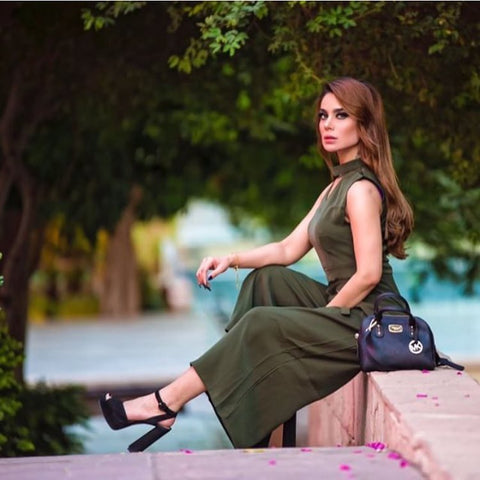 rania-fawaz-pine-green-two-piece-ring-palazzo-co-ord