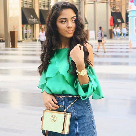 emerald-green-off-shoulder-top
