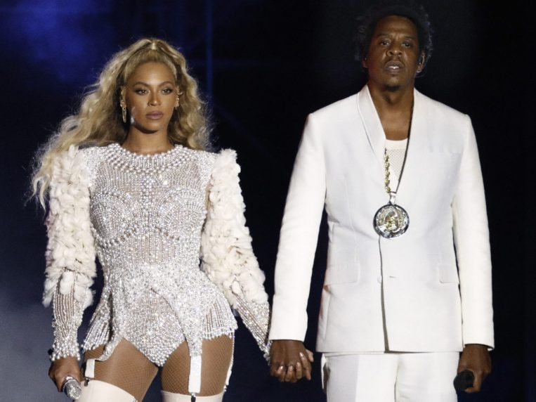 evergreen Beyonce and Jay Z
