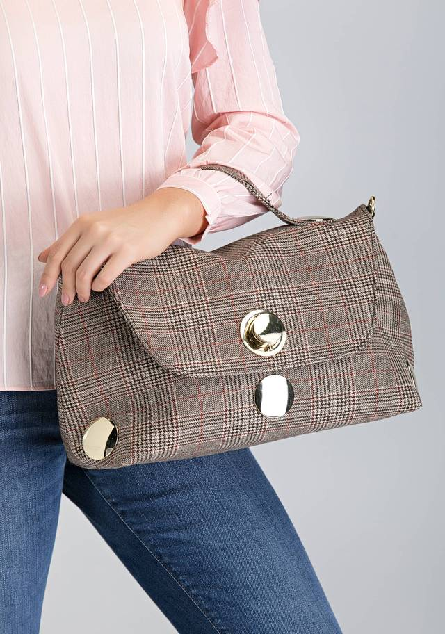 Gold_Button_Check_Handbag